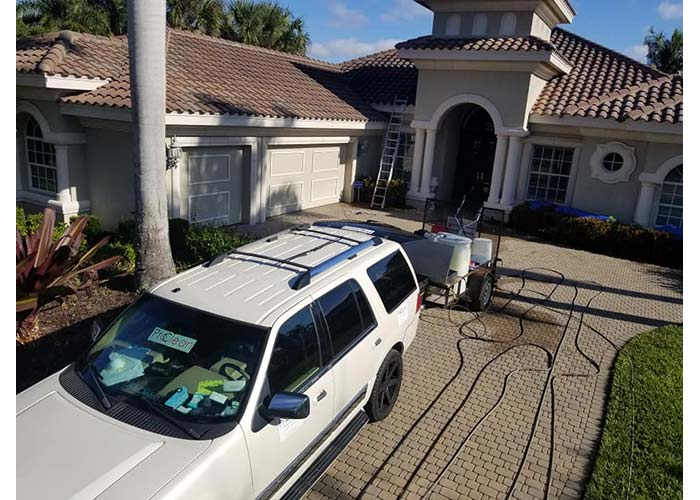 window cleaning services in Sarasota